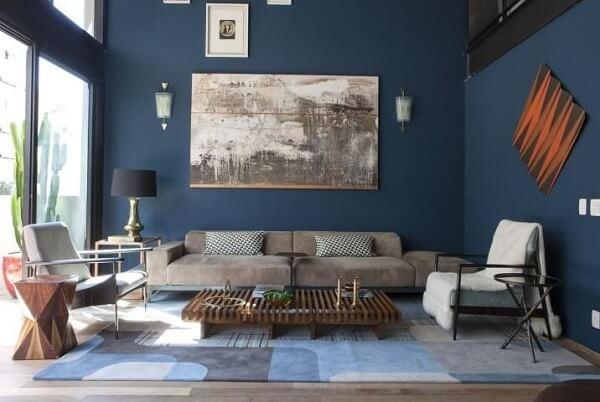 Azul Marinho - O poder das cores